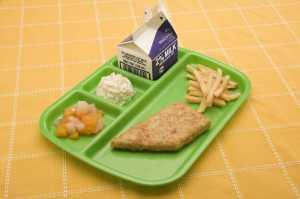 School Lunch Allergy